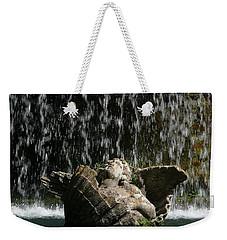 Water Angel Weekender Tote Bag