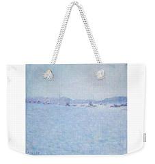 Water At Cannes France Weekender Tote Bag