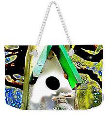 Water Birds Weekender Tote Bag