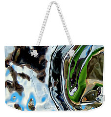 Water Captivates Weekender Tote Bag