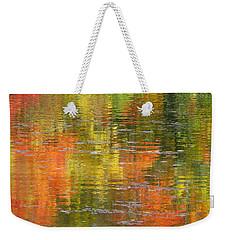 Water Colors Weekender Tote Bag by Ann Horn