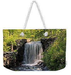 Water Fall Moore State Park 2 Weekender Tote Bag