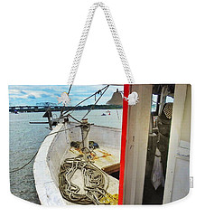 Water Festival  Beaufort South Carolina  Weekender Tote Bag