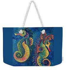 Water Horses Weekender Tote Bag