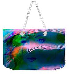 Water Nymph Weekender Tote Bag by Leanne Seymour