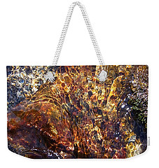 Water Of Life Weekender Tote Bag