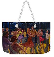 Water Waltz Weekender Tote Bag