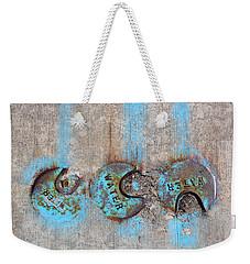 Water Water Water 2 Weekender Tote Bag by Mary Bedy