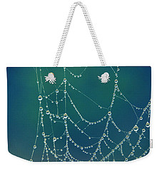 Water Web Weekender Tote Bag