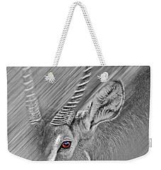 Waterbuck Weekender Tote Bag