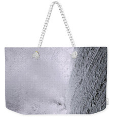 Waterfall Close-up Weekender Tote Bag