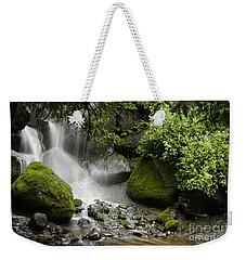 Waterfall Mist Weekender Tote Bag