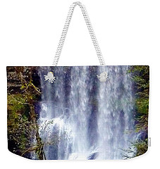 Waterfall South Weekender Tote Bag