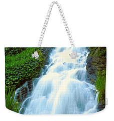 Waterfalls In Golden Gate Park Weekender Tote Bag