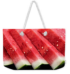Watermelon Slices Weekender Tote Bag