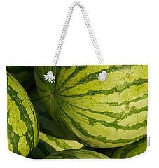 Watermelons Weekender Tote Bag