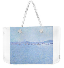 Waterway Of Beautiful France Weekender Tote Bag