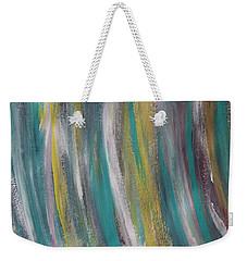 Watery Weekender Tote Bag