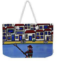 Watery Venice Weekender Tote Bag