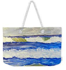 Wave At Bulli Beach Weekender Tote Bag