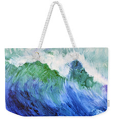 Wave Dream Weekender Tote Bag