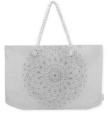 Wave Particle Duality Original Weekender Tote Bag