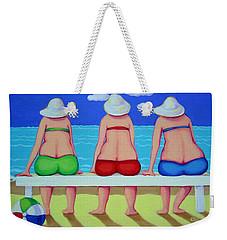 Wave Watch - Beach Weekender Tote Bag
