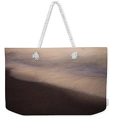 Weekender Tote Bag featuring the photograph Waves by Bradley R Youngberg