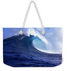 Waves Splashing In The Sea, Maui Weekender Tote Bag
