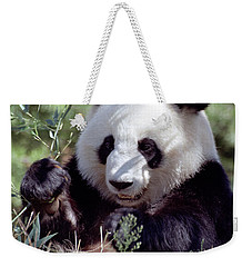 Waving The Bamboo Flag Weekender Tote Bag