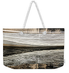 Wavy Reflections Weekender Tote Bag by Sue Smith