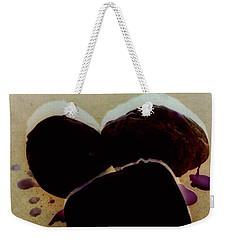 Waxy Stones Weekender Tote Bag