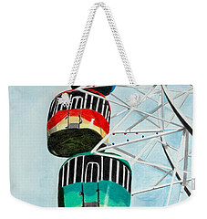Way Up In The Sky Weekender Tote Bag