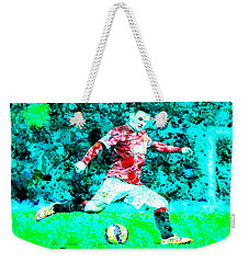 Wayne Rooney Splats Weekender Tote Bag