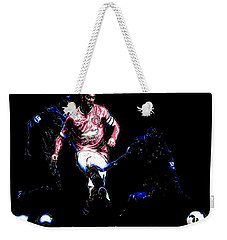 Wayne Rooney Working Magic Weekender Tote Bag