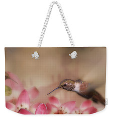 We Love Those Lilies Weekender Tote Bag