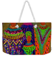 We Women 4 Weekender Tote Bag by Angela L Walker