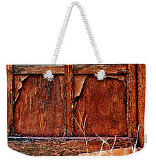 Weathered Weekender Tote Bag