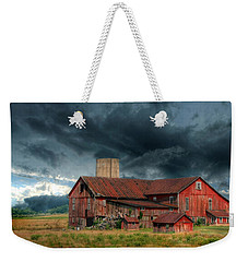 Weathering The Storm Weekender Tote Bag