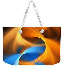 Weaving Color  Weekender Tote Bag