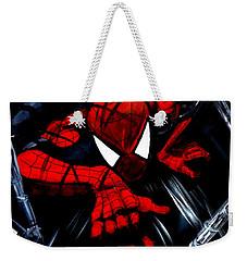 Web Crawler Weekender Tote Bag