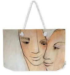 Wed Weekender Tote Bag