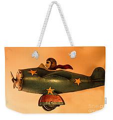 Weeeeeeeeeeeeee Weekender Tote Bag by Linsey Williams