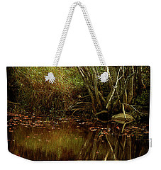 Weeping Branch Weekender Tote Bag