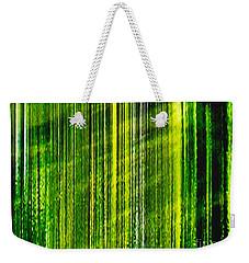 Weeping Willow Tree Ribbons Weekender Tote Bag by Carol F Austin