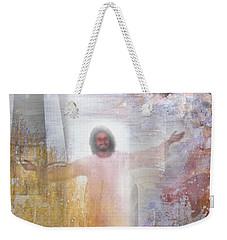 Welcome Weekender Tote Bag