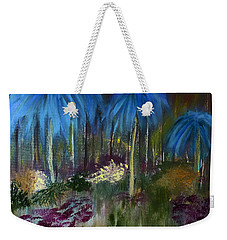 Welcome To The Jungle Weekender Tote Bag by Dick Bourgault