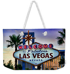 Welcome To Your Best Vacation Weekender Tote Bag