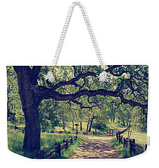 Welcoming Weekender Tote Bag