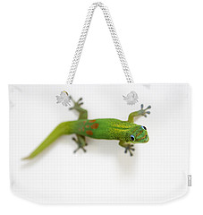 Well Hello There Weekender Tote Bag by Denise Bird